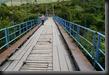 P1500463 Auto-Brücke über die Vjosa